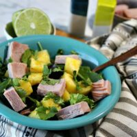 Weight Watchers Tropical Ham Salad