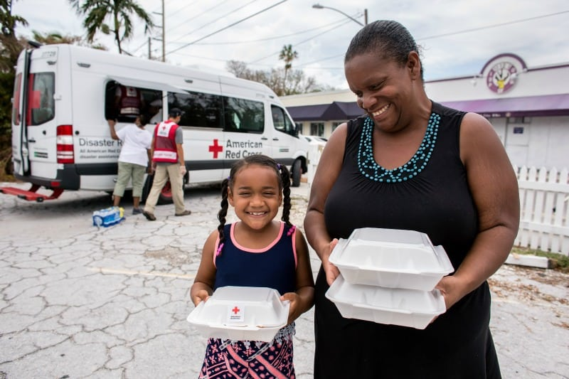 Support Disaster Relief American Red Cross Giving Day
