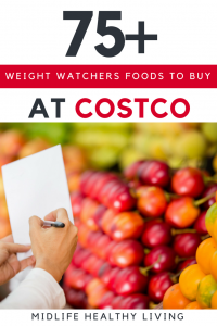 If you are on Weight Watchers and looking to save money (like me) you'll be happy to know that there are plenty of great Weight Watchers foods to buy at Costco! Here's a list of some of the low point options that you can get on your next shopping trip.