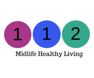 Weight watchers points bubbles showing 1 point on purple and blue and 2 on green.