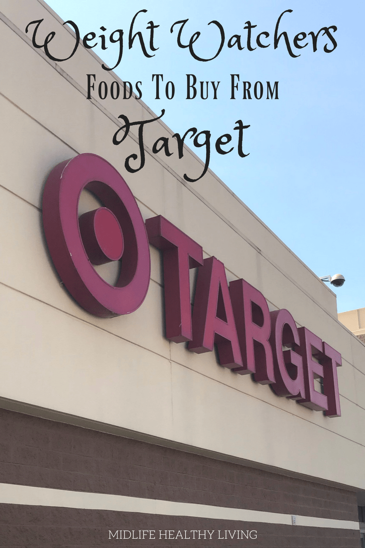 Weight Watchers Foods To Buy From Target