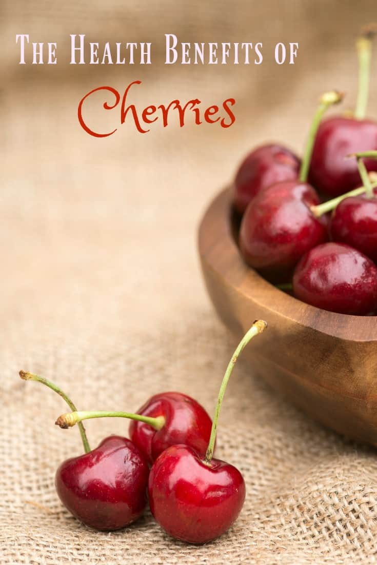 Yes, cherries are a delicious fruit! But, are you aware that they're extremely healthy for you? Keep reading, to learn some of the health benefits of eating cherries. You'll be glad you did!