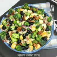 Weight Watchers Broccoli Salad