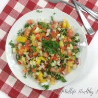 Weight Watchers Mediterranean Salad Recipe