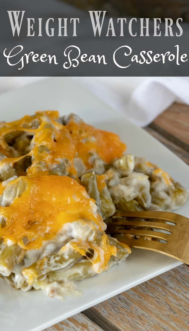 ThisWeight Watchers Green Bean Casseroleissimple to make in minutes.There is only 3 Weight Watchers FreestyleSmart Pointsin each 1 cup serving!