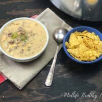 Crockpot Cheeseburger Soup