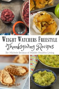 If you are looking for healthy holiday recipes, you've come to the right place. Today I'm sharing with you my Weight Watchers Thanksgiving recipes. This is an entire Thanksgiving meal that is all Weight Watchers Freestyle friendly!