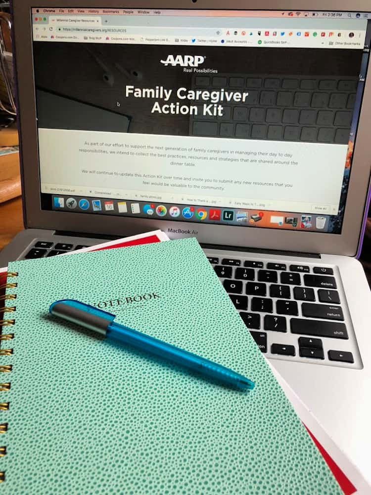 However you choose to participate in a caregiving role, is your personal decision. Finding caregiver resourecs and support is ta great place to start.