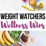 pin for weight watchers wellness wins rewards program.