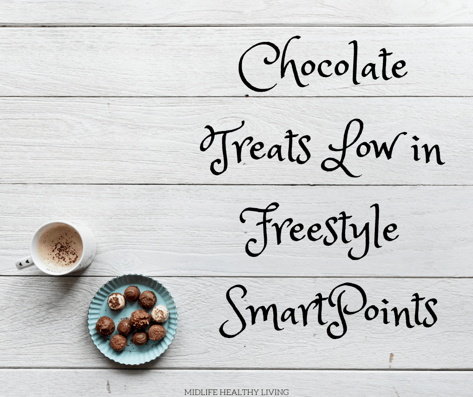 It's never a bad time for chocolates, right?! The great thing about Weight Watchers is that you don't have to deny yourself the treats you enjoy. Here are some chocolate treats low in Freestyle SmartPoints that you can enjoy when the cravings strike.