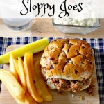Weight Watchers Sloppy Joes are a family favorite for dinner! This healthy sloppy Joe recipe is quick, easy, and so delicious no one will know they're eating something healthy!