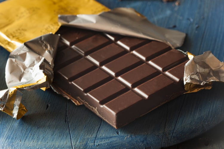 Natural Foods for anti-aging: Dark Chocolate