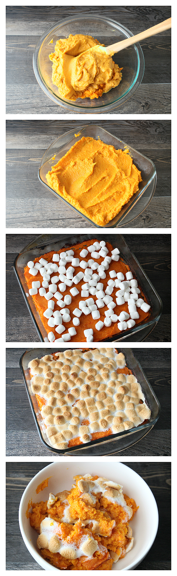 Weight Watchers sweet potato casserole is a great healthy side dish recipe. You can make this delicious baked sweet potatoes recipe for holidays and more!