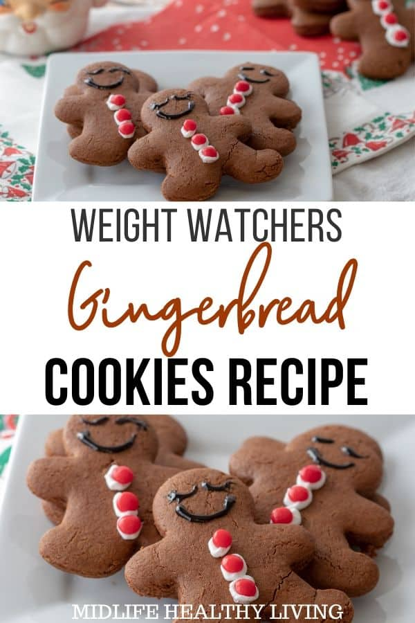 Pin for Gingerbread Cookies Recipe