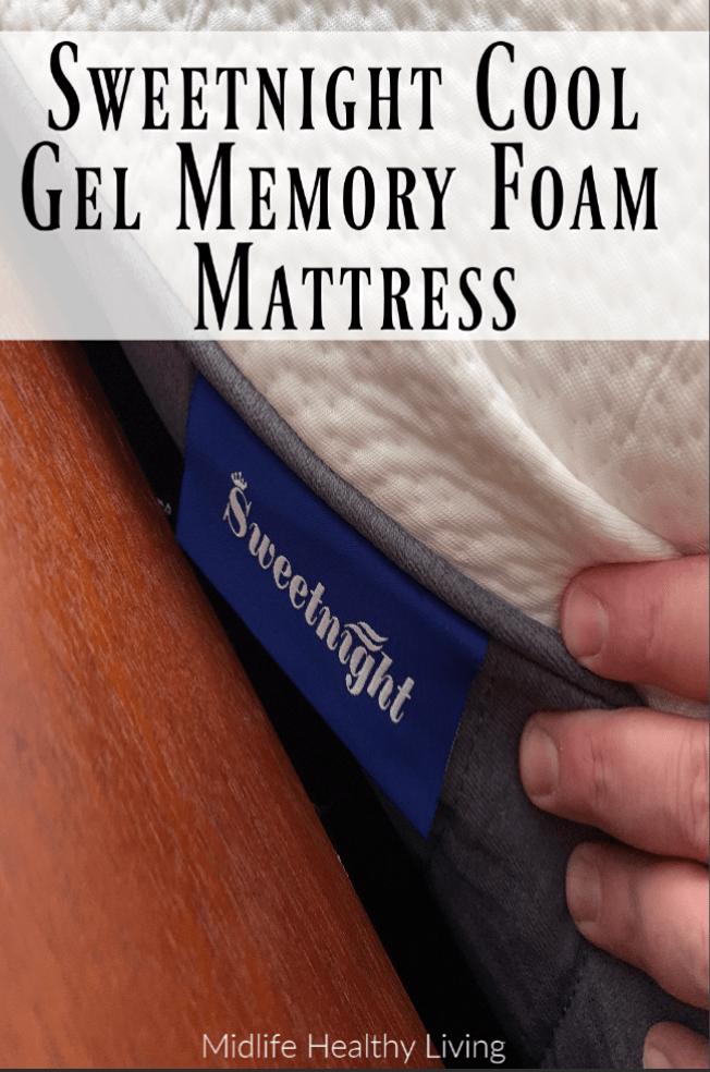 Gel memory foam mattress review.