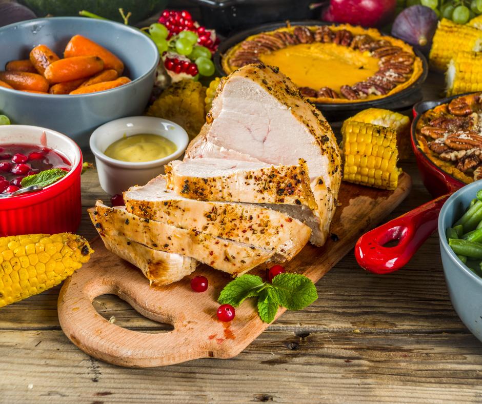 weight watchers thanksgiving recipes