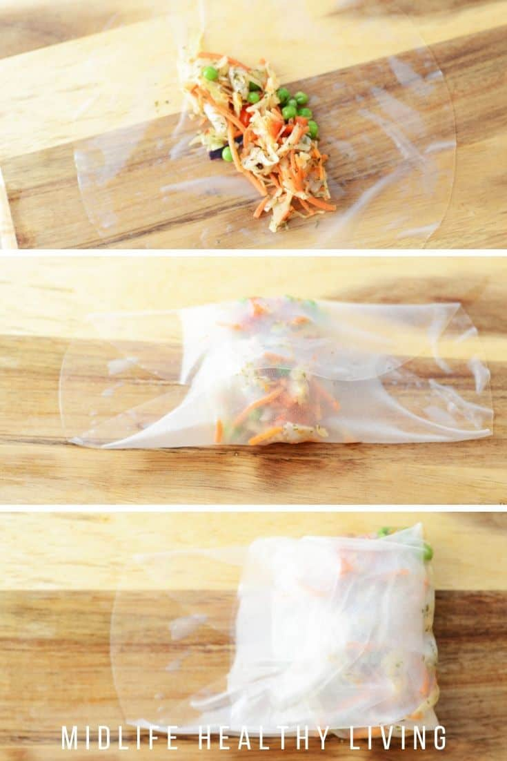 How to wrap them.