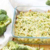 Parmesan Broccoli Healthy Dip Recipe