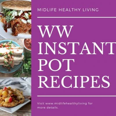 Featured image for the page for WW Instant Pot recipes