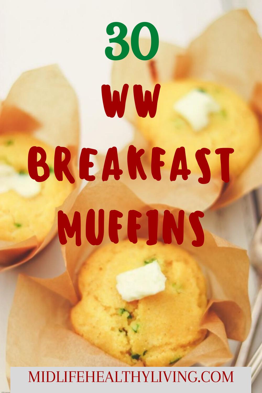 weight watchers breakfast muffins