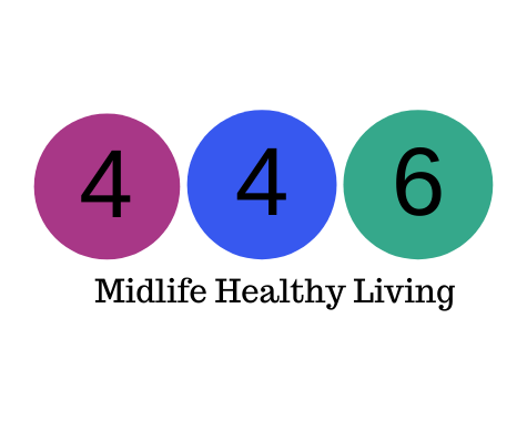 weight watchers points bubbles showing 4 on blue and purple and 6 on green.