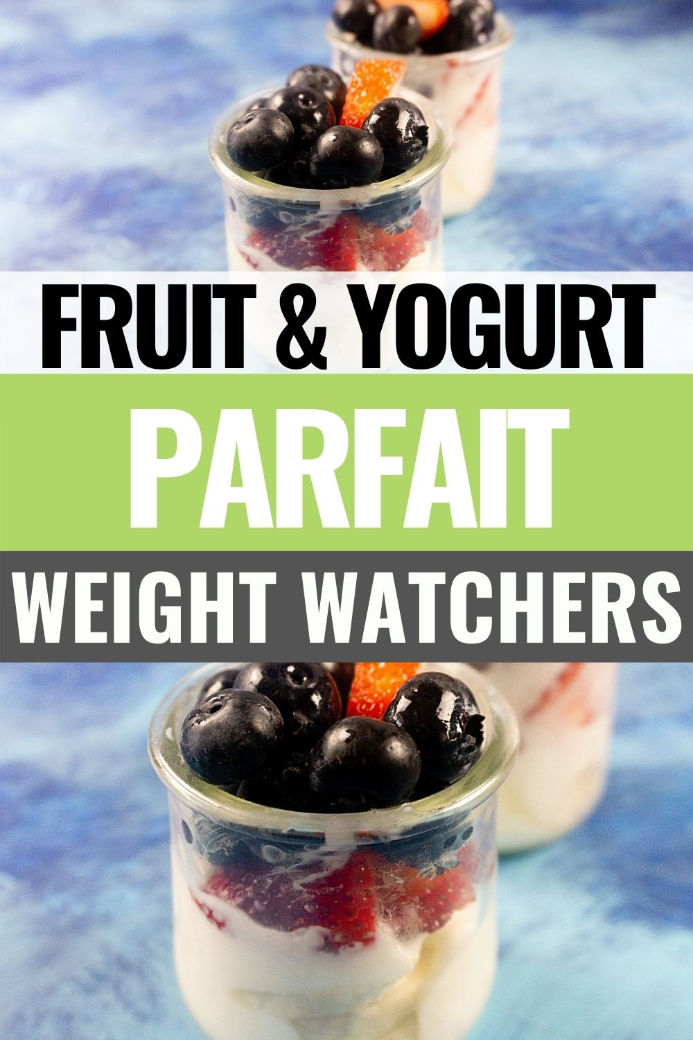 This great Weight Watchers Yogurt Parfait is perfect as a holiday dessert. It's free on most plans and super simple to create! Try it out today!