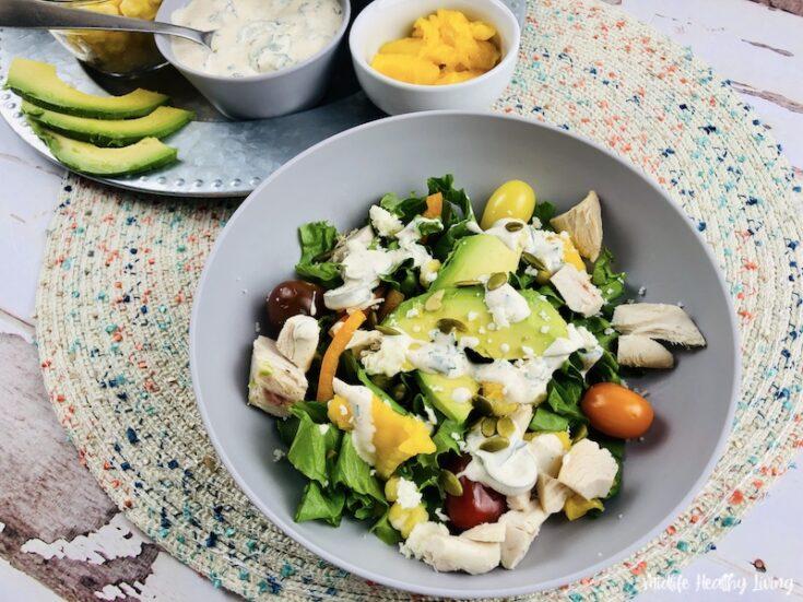 Weight Watchers Southwest Chicken Salad